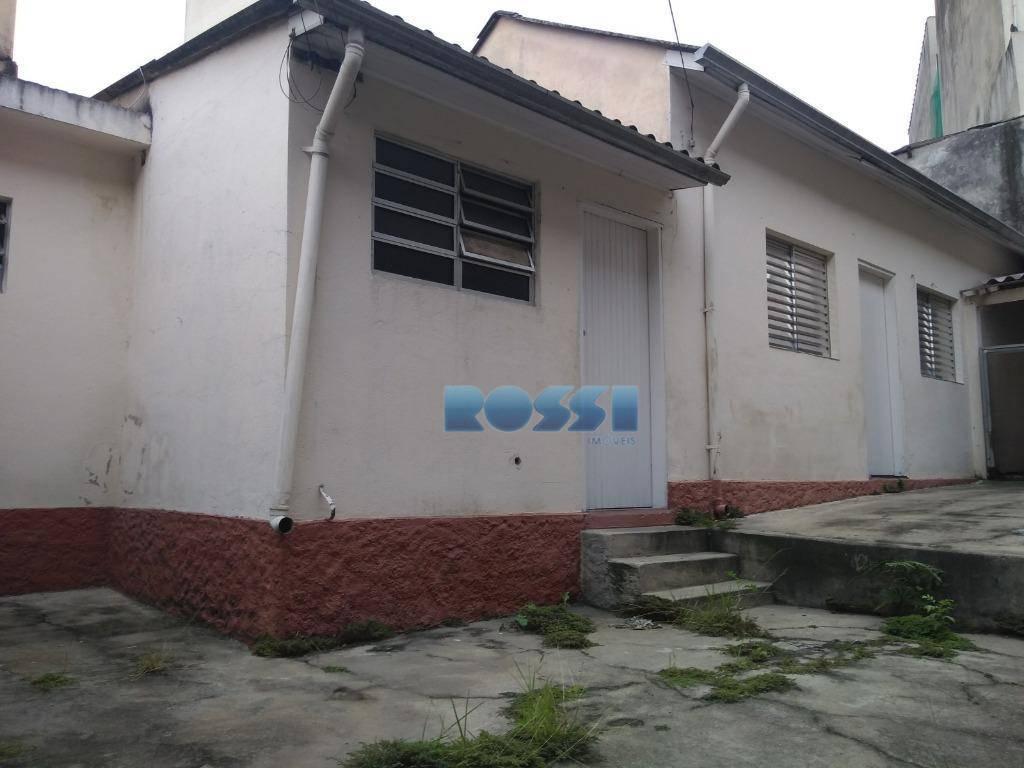 Casa residencial para locação, Vila Oratório, São Paulo.