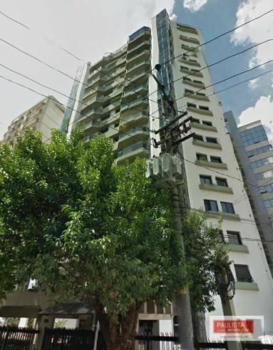 Apartamento residencial alto padrão para locação, Moema, São Paulo.