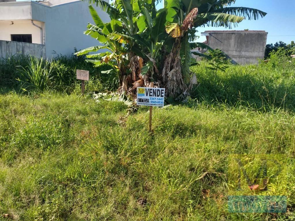 Terreno à venda, 300 m² por R$ 210.000 - Meia Praia - Navegantes/SC