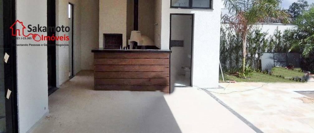 Sobrado residencial à venda, Condomínio Mont Blanc, Sorocaba.