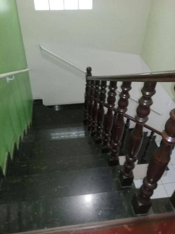 Sobrado residencial à venda. 155 m² c/ 2 vagas!!! Parque Marajoara, Santo André - CA0018.