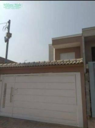 Sobrado com 4 dormitórios à venda, 65 m² por R$ 700.000 - Jardim Adriana - Guarulhos/SP