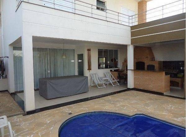 Casa 4 Dorm, Condomínio Campos do Conde, Paulinia (SO0013) - Foto 4