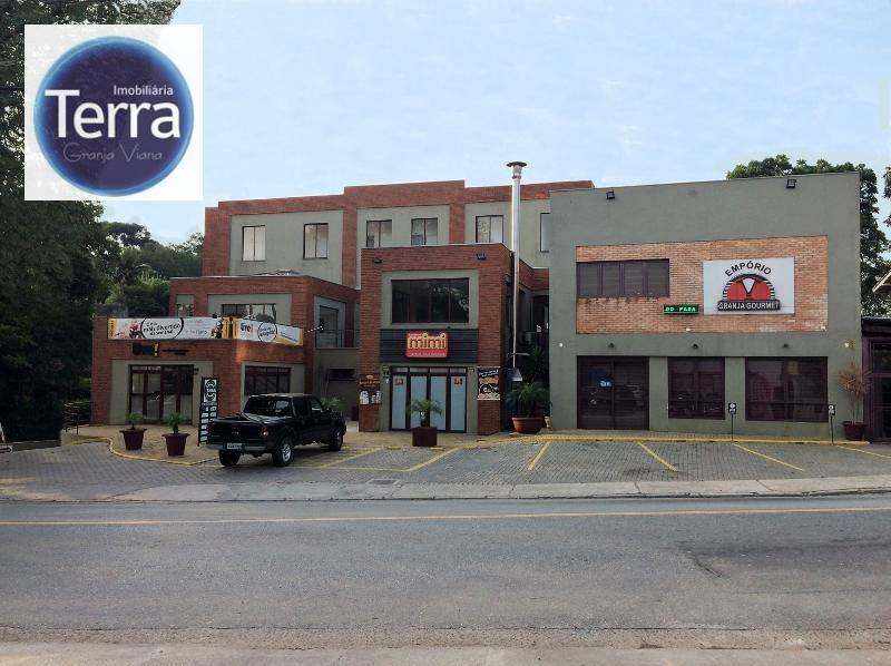Loja à venda, 176 m² por R$ 925.000 - Granja Viana - Granja Viana