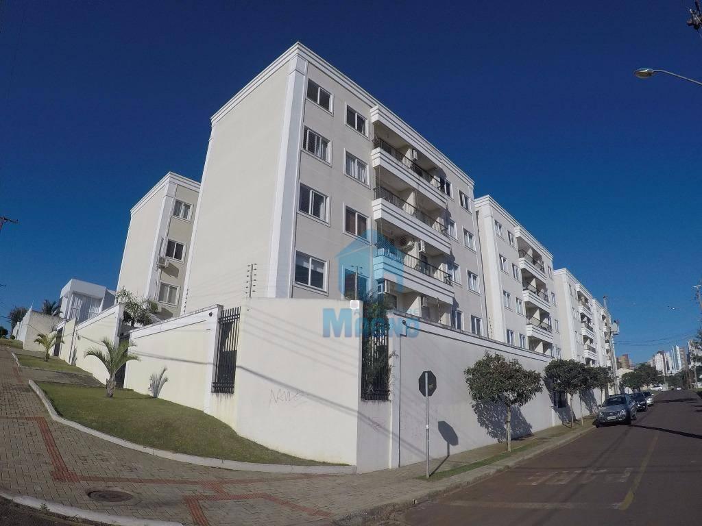 Apartamento residencial à venda, térreo, Country, Cascavel.