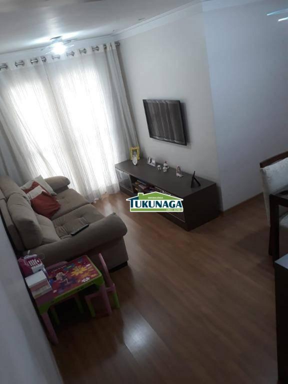 Apartamento Residencial à venda, Gopoúva, Guarulhos - AP1976.