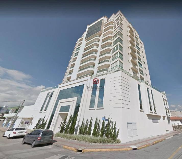 Apartamento com 2 dormitórios à venda, 88 m² por R$ 425.000 - São Luiz - Brusque/SC