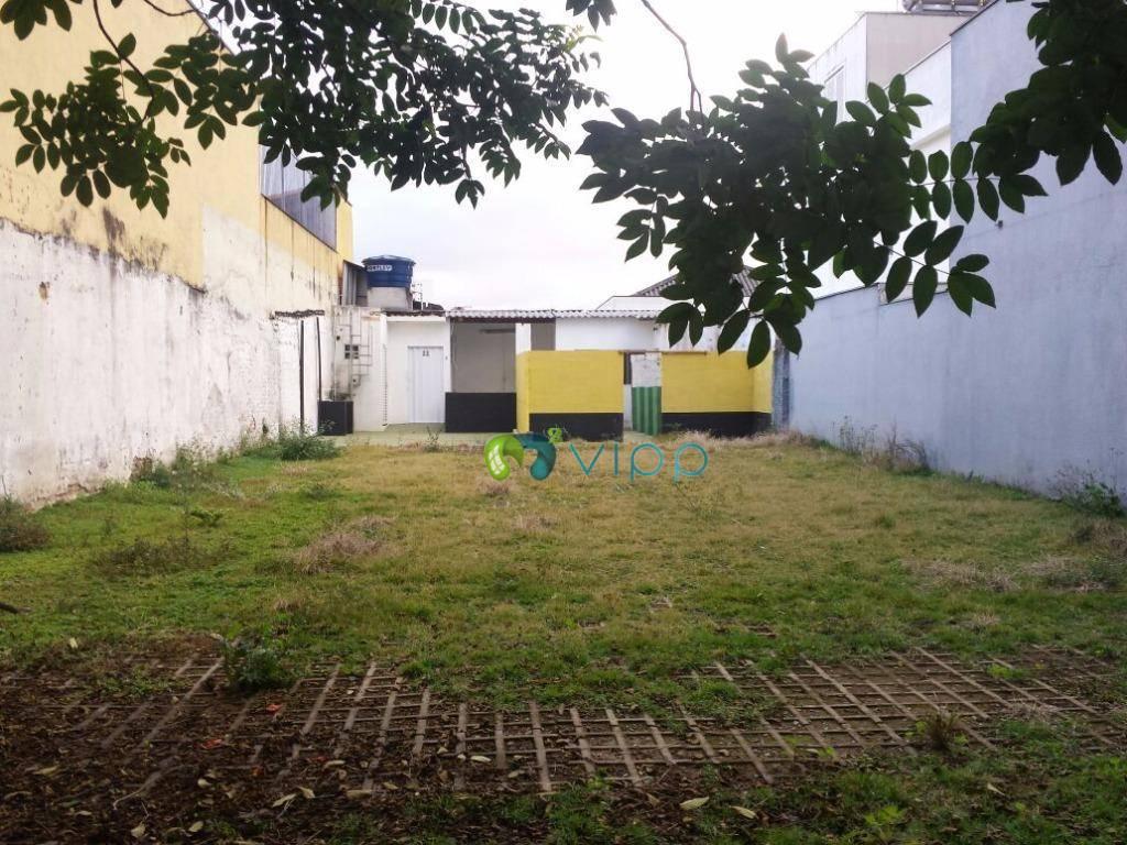 Locação -  Terreno na Mooca infra estrutura para estacioname
