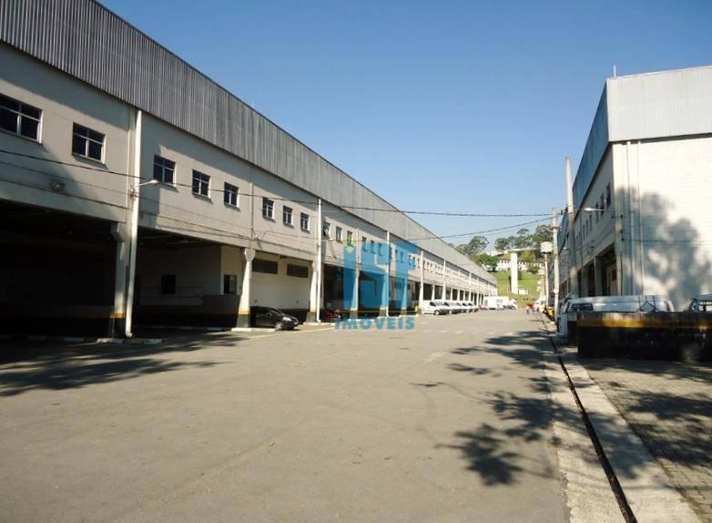 Galpão para alugar, 1.298,83 m² - Jardim Itaquiti - Barueri/SP - GA0434.