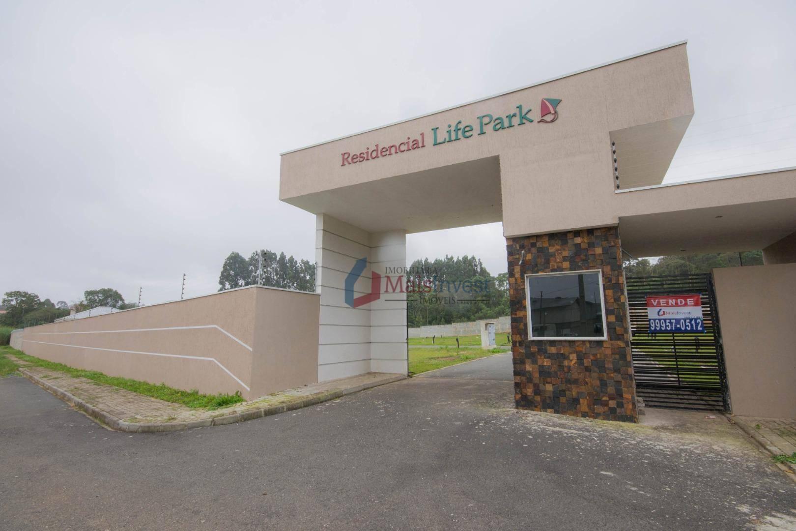 Terreno à venda, 200 m² - Vila Guaraci - Colombo/PR