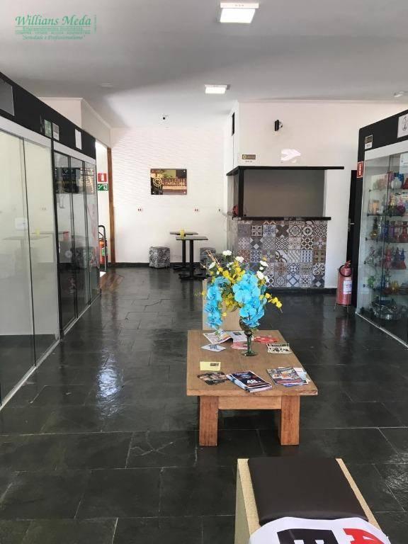 Loja Box comercial para locação, Cocaia, Guarulhos.
