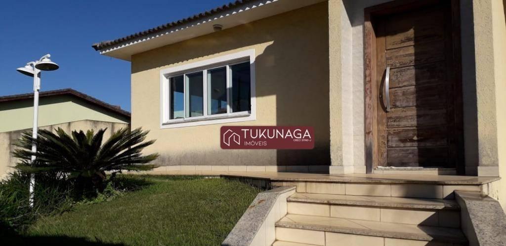 Casa com 4 dormitórios à venda, 310 m² por R$ 890.000,00 - Jardim Modelo - Suzano/SP