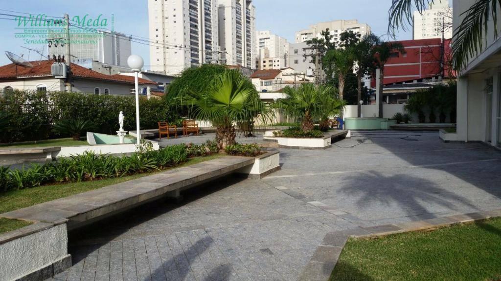 Apartamento residencial para locação, Vila Progresso, Guarul