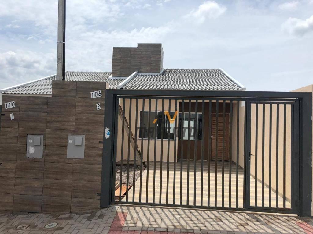 Casa com 2 dormitórios no Jardim Mantovani  à venda por R$ 167.000
