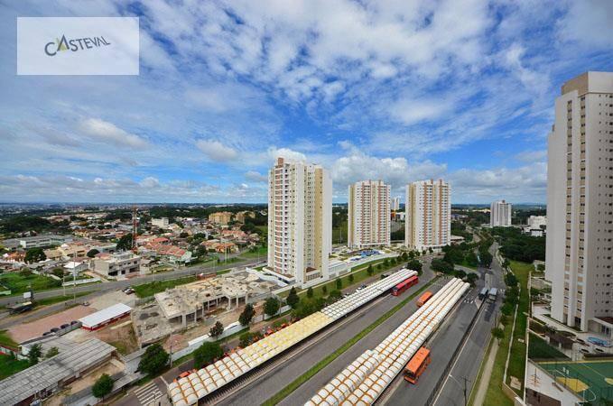 SA0005-CST, Sala, 62 m² para alugar no Ecoville - Curitiba/PR