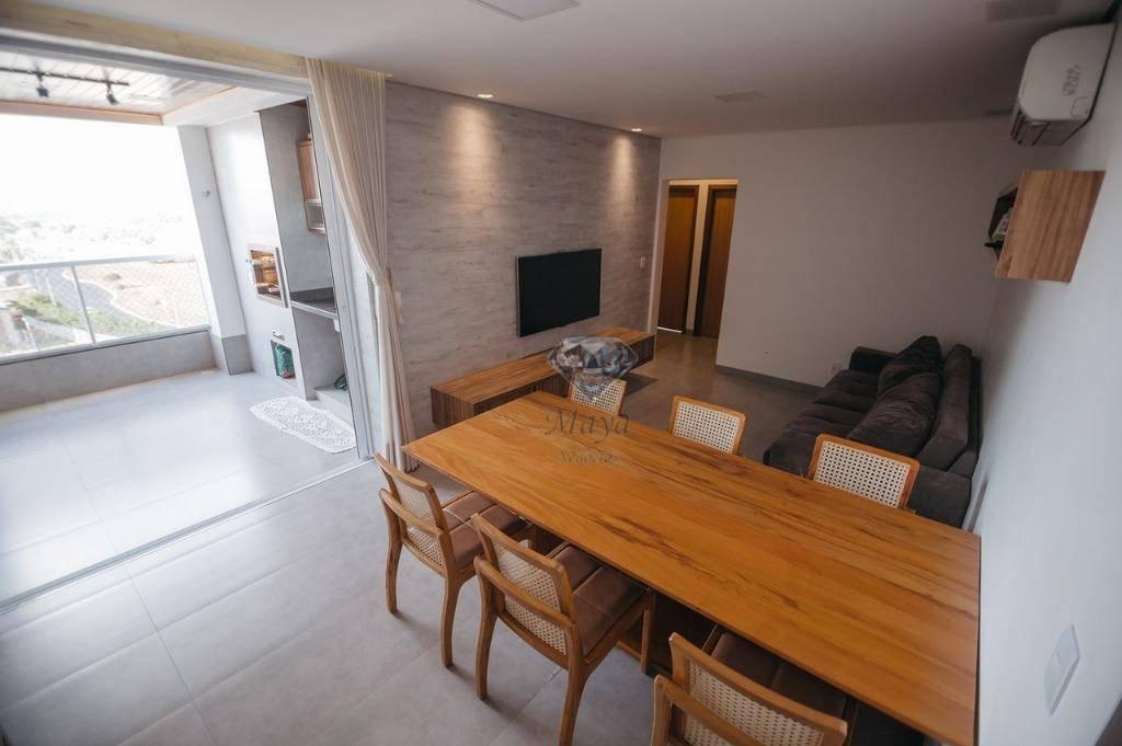 Apartamento 3 Quartos, 110 m² na 504 Sul - Residencial Bellagio