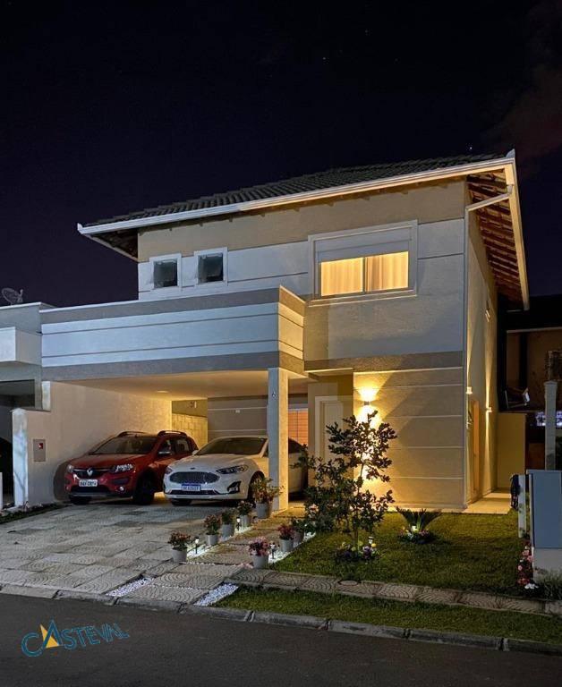 CA0064-CST, Casa de 3 quartos, 164 m² à venda no Xaxim - Curitiba/PR