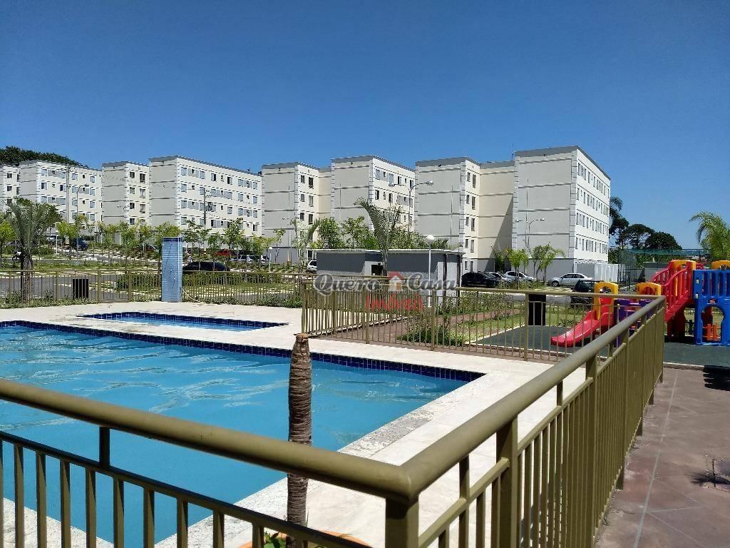 Apartamento residencial para venda ou locação, Jardim Ansalc