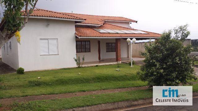 Casa  residencial à venda, Rancho dos Arcos, Boituva.