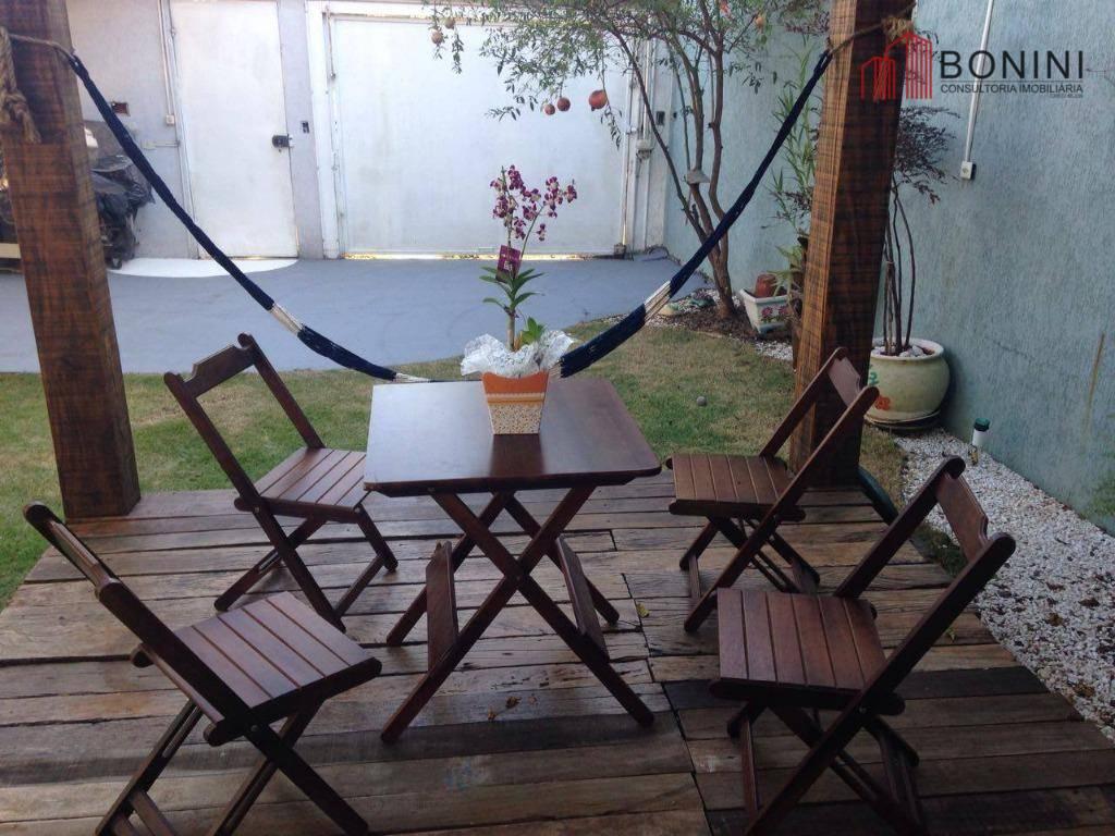 Casa 2 Dorm, Jardim Dona Regina, Santa Barbara D'Oeste (CA0259) - Foto 3