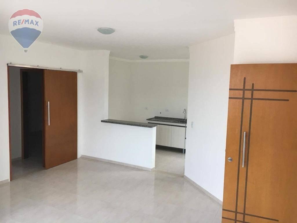 Apartamento com 2 dormitórios à venda, 70 m² por R$ 275.000,00 - Alvinópolis - Atibaia/SP