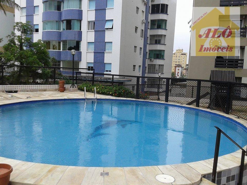 Apartamento à venda, 65 m² por R$ 245.000,00 - Centro - São Vicente/SP