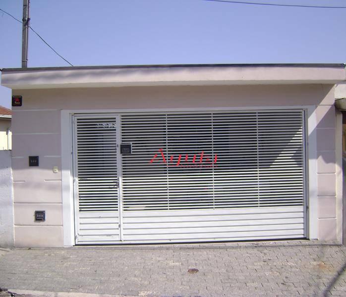 Casa residencial à venda, Parque Oratório, Santo André - CA0143.