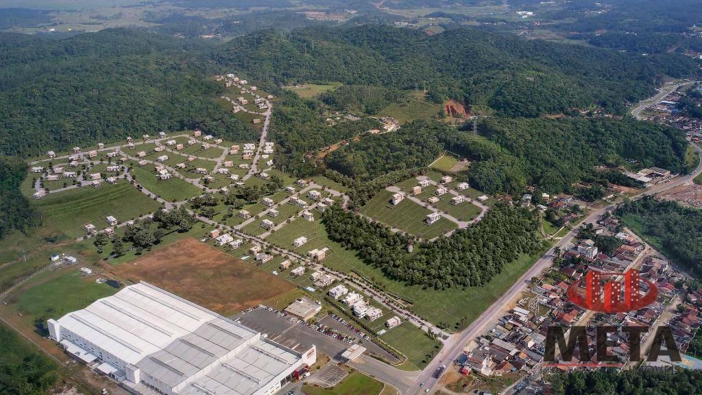 Terreno em condomínio à venda, 439 m² por R$ 247.461,00