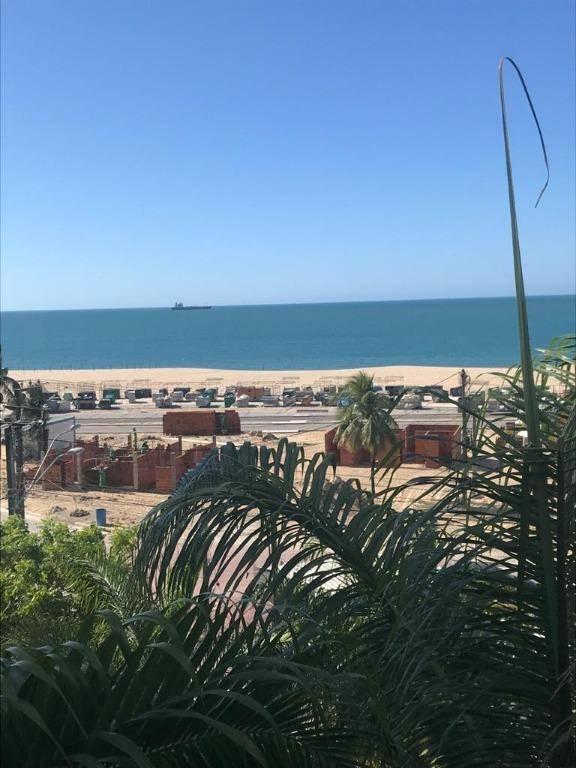 Apartamento com 2 dormitórios para alugar, 66 m² por R$ 300/dia - Meireles - Fortaleza/CE