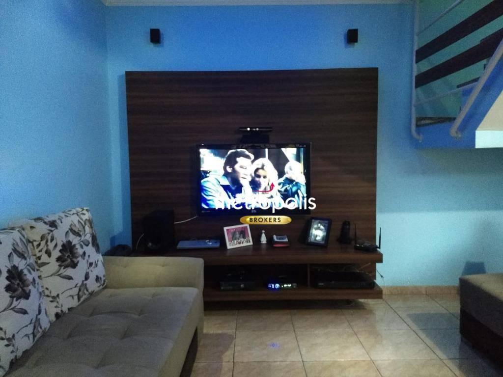 Casa à venda, 144 m² por R$ 420.000,00 - Jardim Miranda D Aviz - Mauá/SP