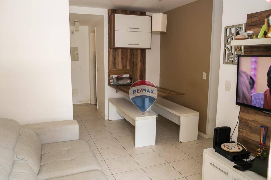 Apartamento com quartos para Alugar, 68 m²