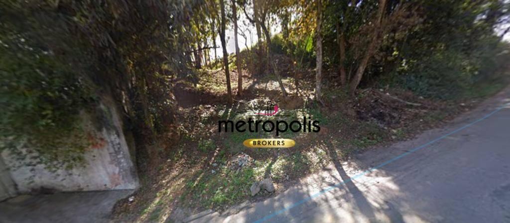 Terreno à venda, 400 m² por R$ 243.800,00 - Riacho Grande - São Bernardo do Campo/SP