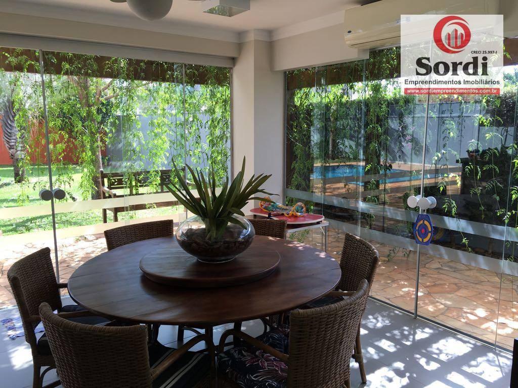 Sobrado com 3 dormitórios à venda, 390 m² por R$ 2.400.000 - Vila Do Golf - Ribeirão Preto/SP