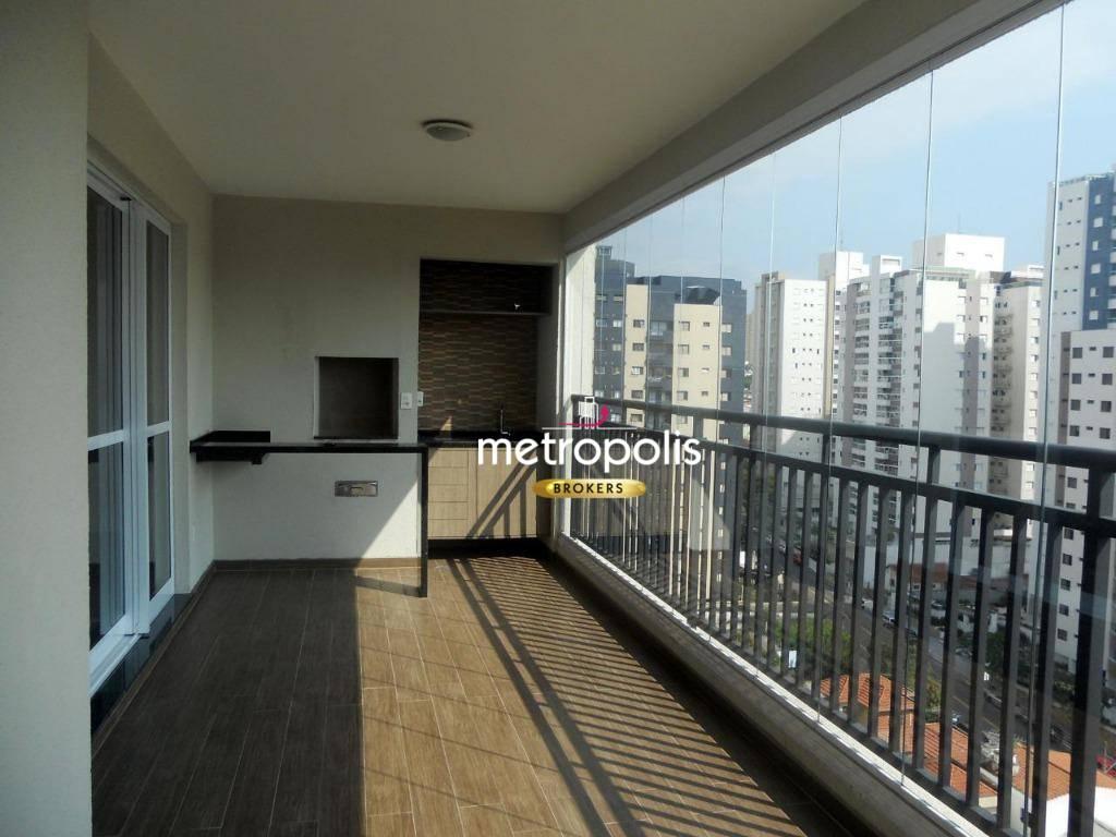 Apartamento à venda, 146 m² por R$ 1.250.000,00 - Barcelona - São Caetano do Sul/SP