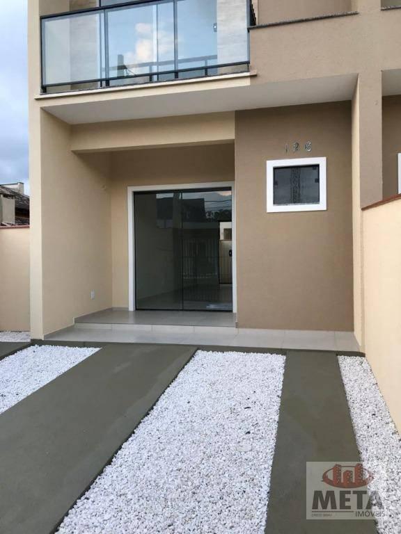 Casa em condomínio com 3 Dormitórios à venda, 110 m² por R$ 397.000,00