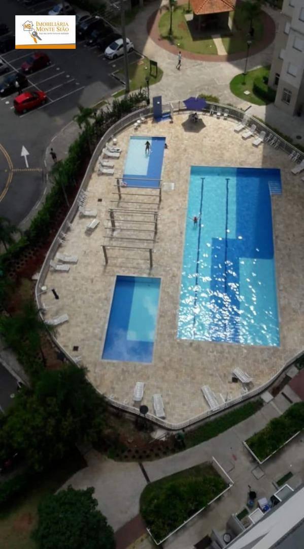 Apartamento com 2 dormitórios, 45 m² - Ponte Grande - Guarulhos/SP