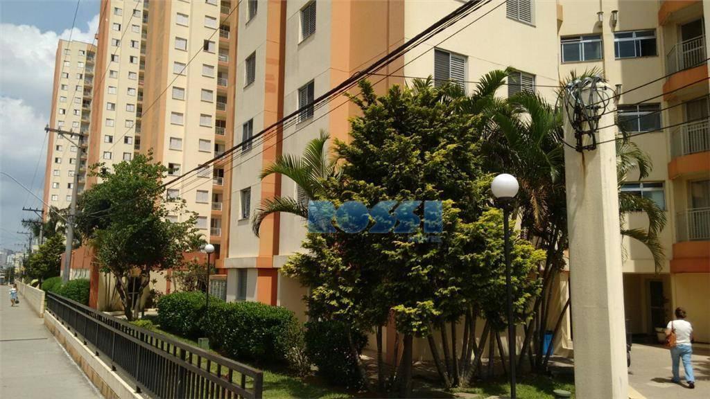 Apartamento residencial à venda, Vila Alpina, São Paulo.