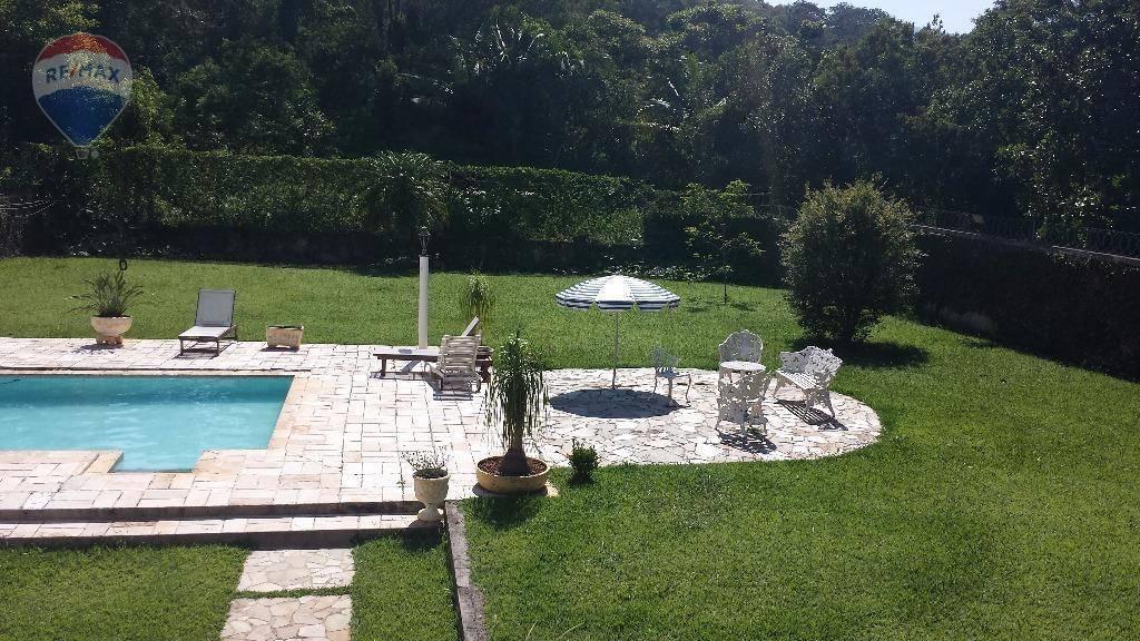 Casa com 4 dormitórios à venda, 360 m² por R$ 2.400.000 - Jardim Floresta - Atibaia/SP