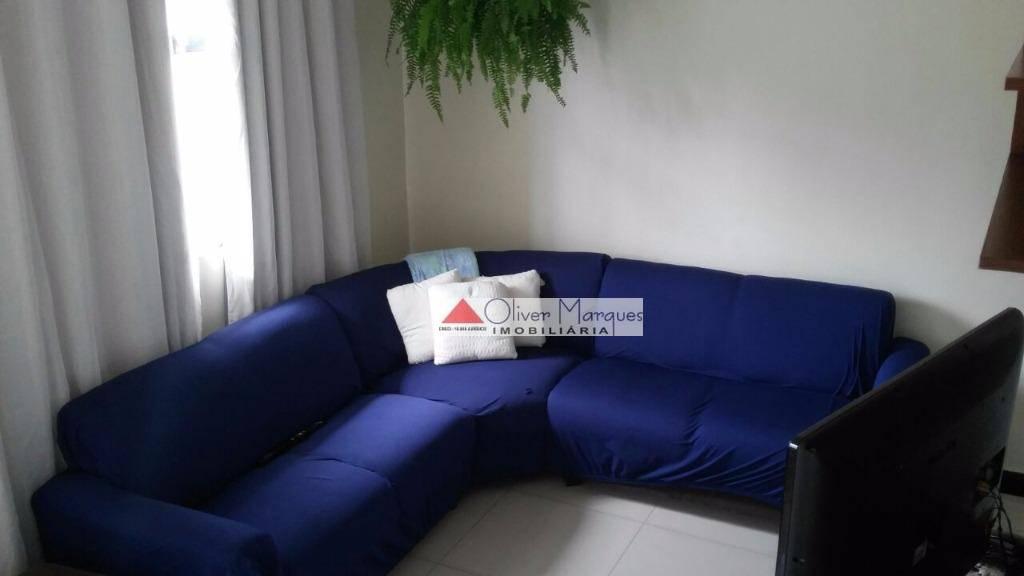 Sobrado residencial à venda, Jardim D Abril, Osasco - SO1783.