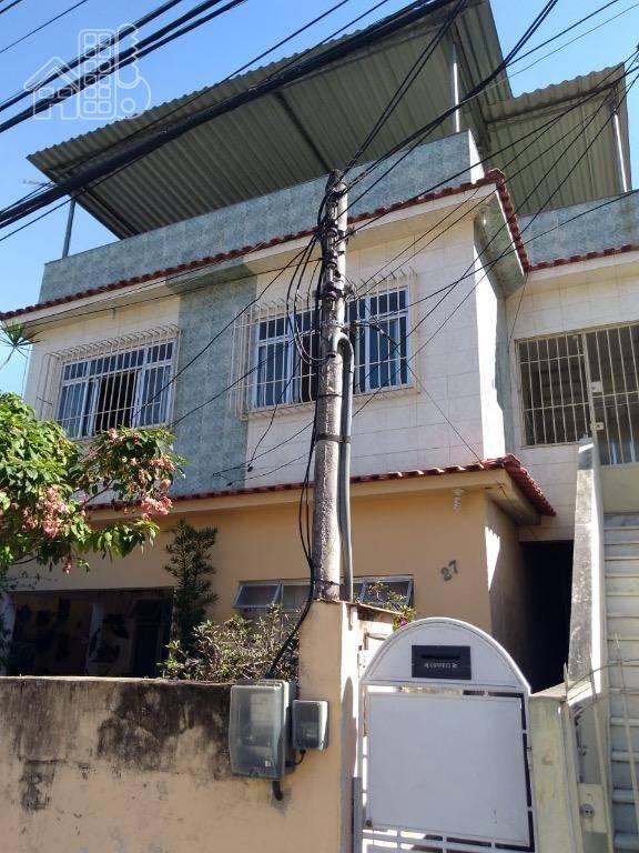 Casa residencial à venda, Barro Vermelho, São Gonçalo - CA0716.