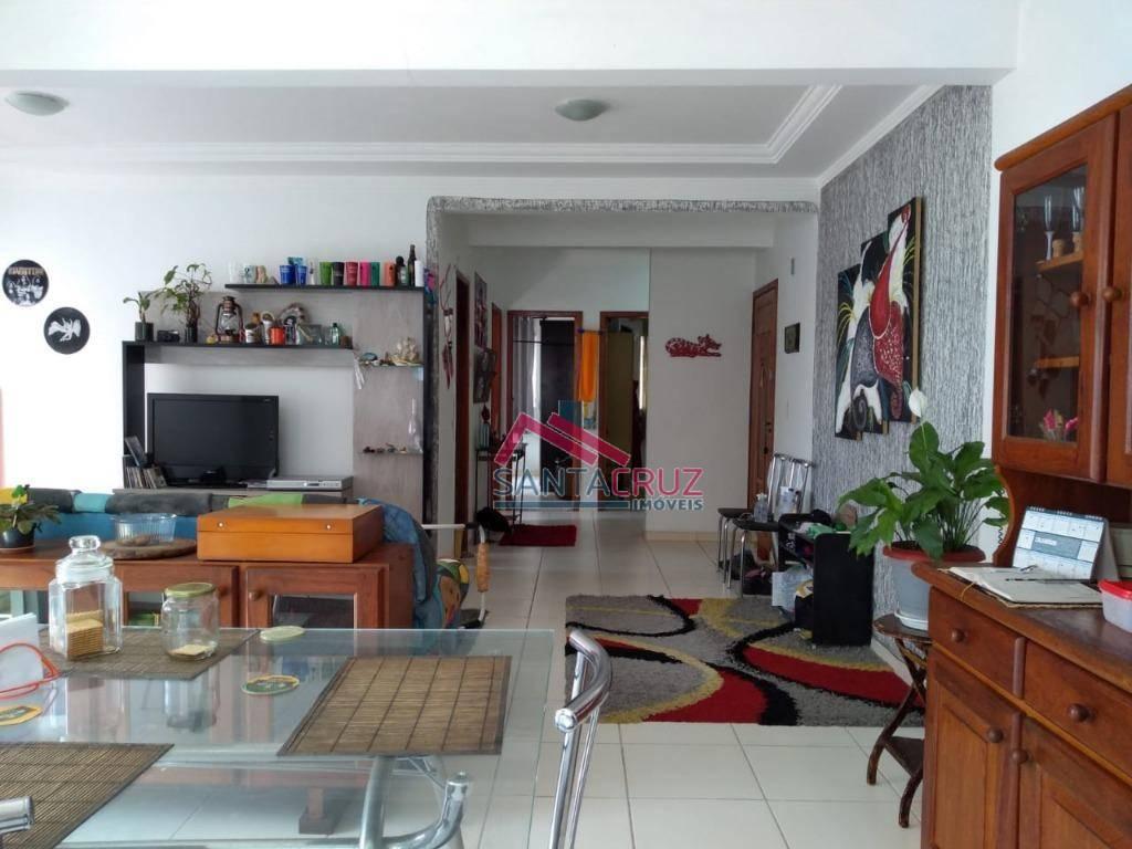Apartamento com 3 dormitórios à venda, 100 m² por R$ 290.000,00 - Ingleses do Rio Vermelho - Florianópolis/SC