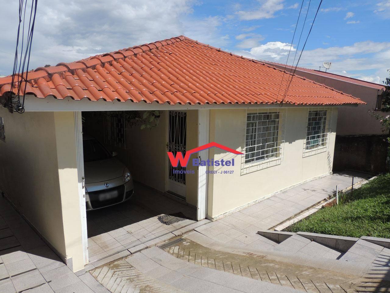 Excelente Casa Com Terreno na  Rua Copérnico nº 375 Bairro Vila Guarani em Colombo PR.