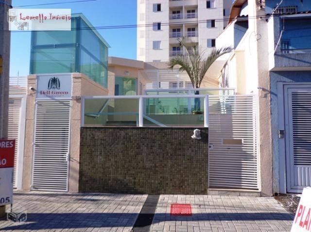 Apartamento com 2 dormitórios à venda, 48 m² - Santa Maria - Santo André/SP