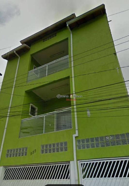 Sobrado residencial à venda, Jardim Novo Portugal, Guarulhos