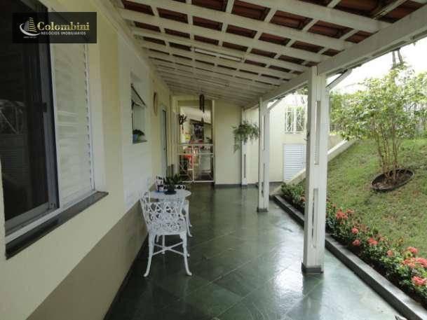 Sobrado residencial à venda, Jardim Borborema, São Bernardo