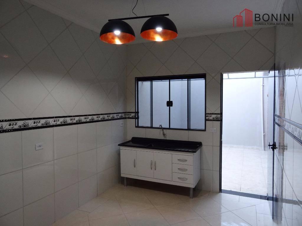 Casa 3 Dorm, Jardim Brasil, Americana (CA0268) - Foto 4