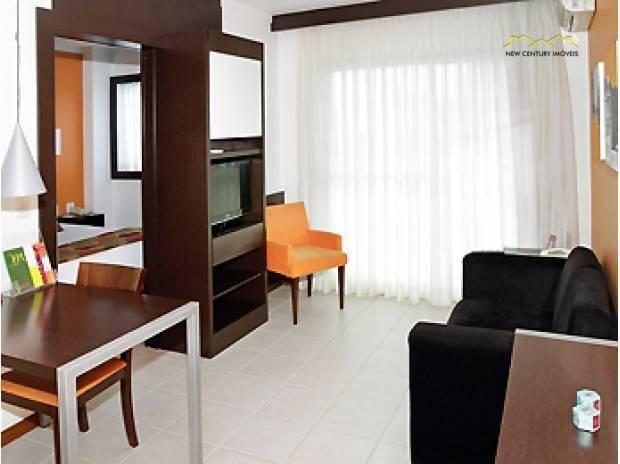 Flat 2 Dorm, Praia do Canto, Vitória (FL0008) - Foto 6