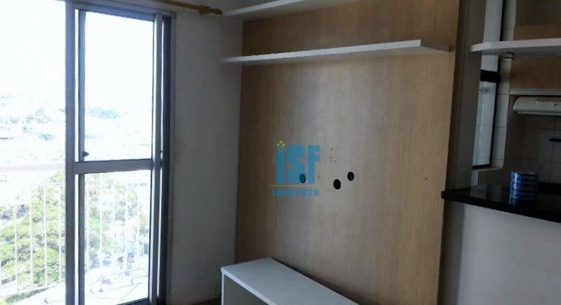 Apartamento com 2 dormitórios para alugar, 48 m² - Novo Osasco - Osasco/SP - AP20695.