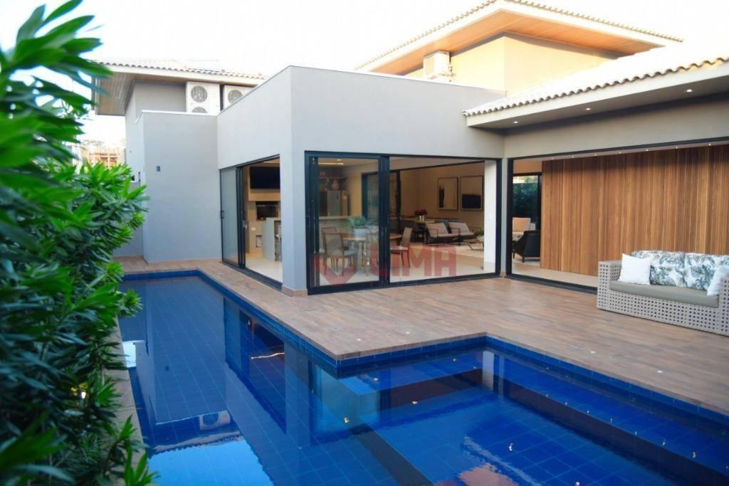 Casa alto padrão 438m2 no Villa Dumont