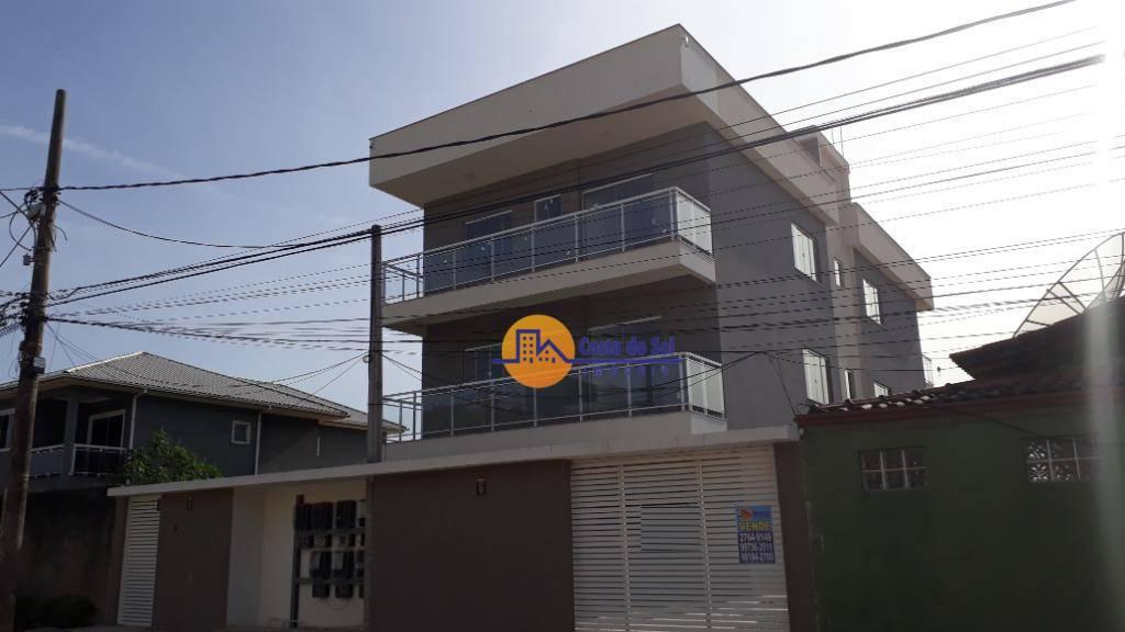 Rio das Ostras RJ - Cobertura à venda